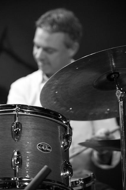 Stan Laferrière - Musicien jazz et batterie