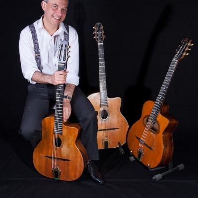 Stan Laferrière - Musicien jazz et guitariste