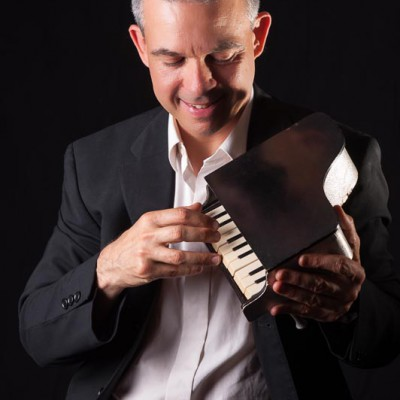 Stan Laferrière - Musicien et pianiste